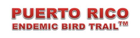 PUERTO RICO ENDEMIC BIRD TRAIL TM